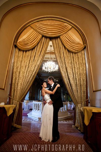 fotografii dupa nunta cercul militar Bucuresti