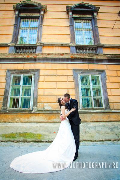 Sesiune foto nunta Sibiu