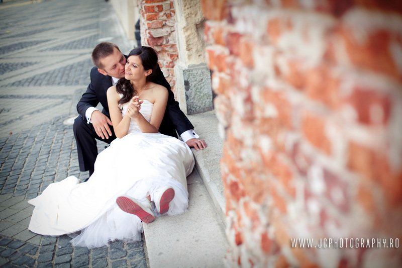 Sesiune foto dupa nunta- Sibiu