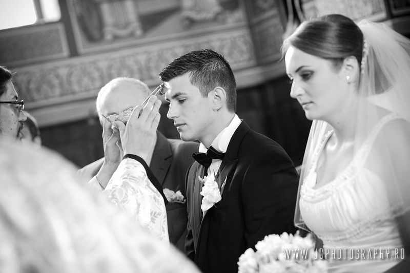 55 Fotografii nunta ceremonia religioasa