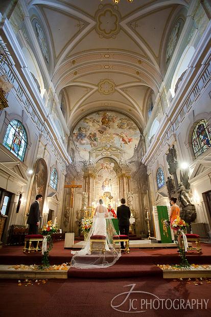 20 ceremonia religioasa Catedrala Piata Mare Sibiu