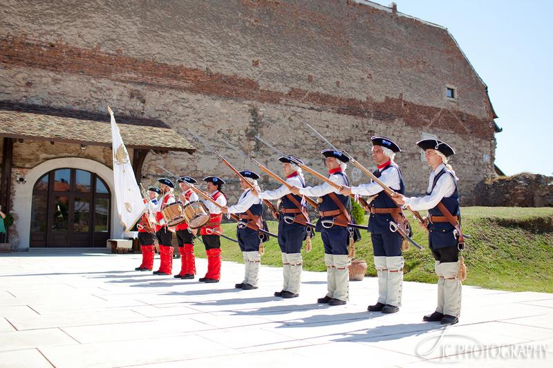 039 Traseul celor trei fortificatii Alba Iulia