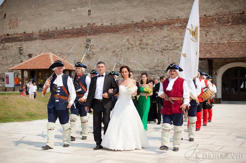 18 Fotografii de nunta Irina & Ovidiu