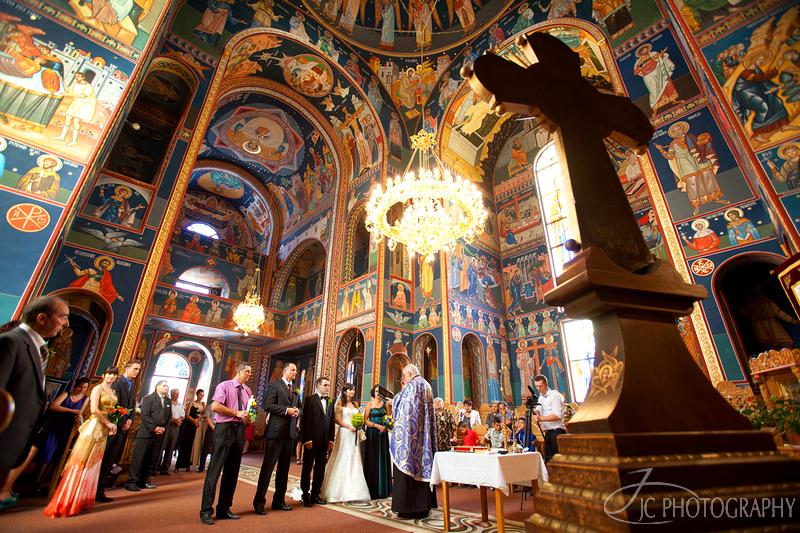 24 Fotografii de nunta in Sibiu ceremonia religioasa
