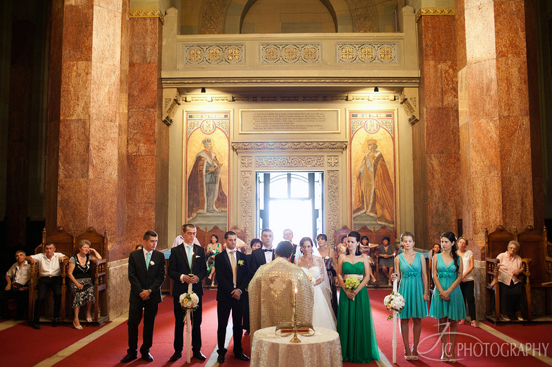 34 Ceremonia religioasa Catedrala Reintregirii Neamului