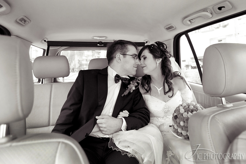 36 Fotografii de nunta in Sibiu Laura & Calin