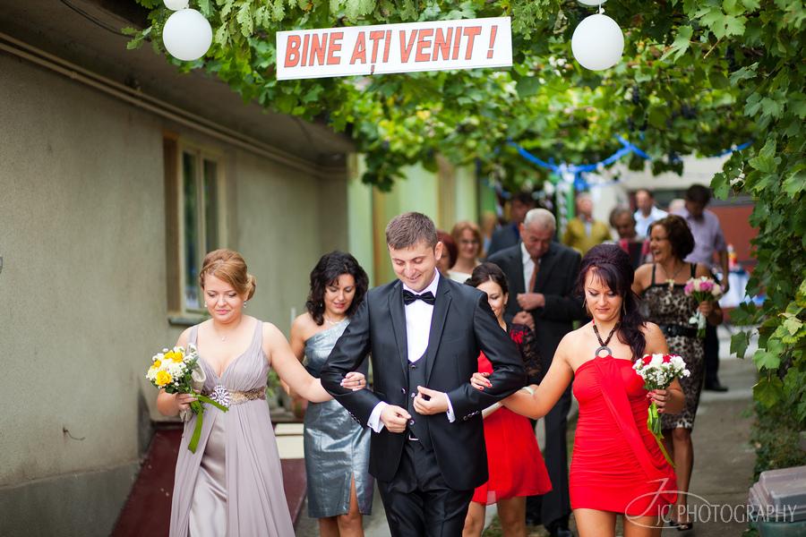 10 Fotografii de nunta Lavinia & Horatiu