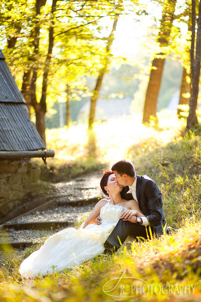 21 Sesiune foto trash the dress Sibiu