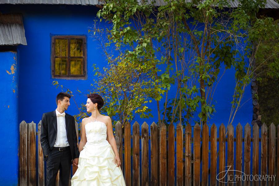 28 Sesiune foto dupa nunta Sibiu Muzeul Satului