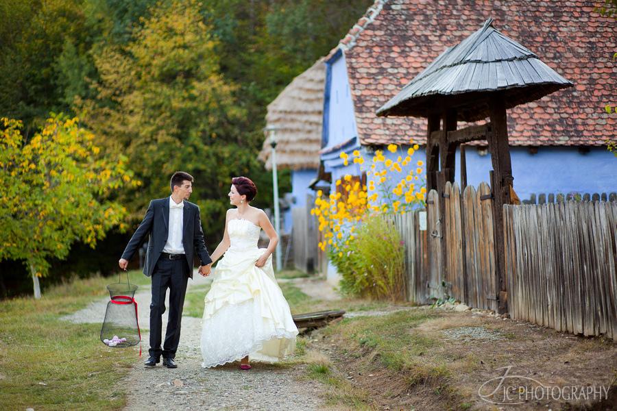 31 Sesiune foto dupa nunta Sibiu