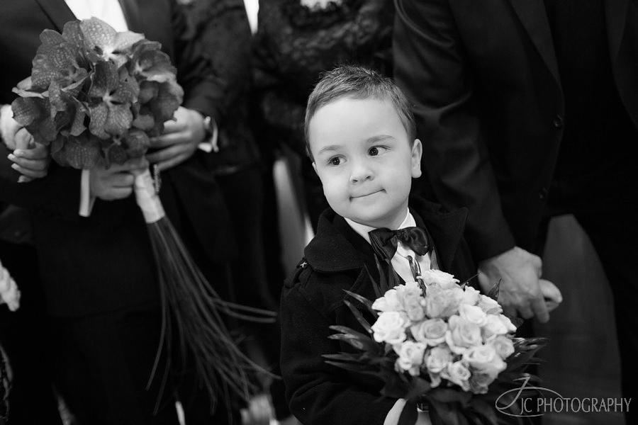 14 Fotografii copii nunta