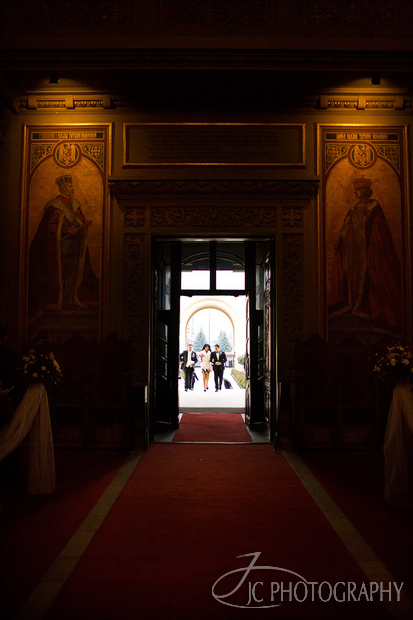 23 ceremonia religioasa nunta Catedrala reintregirii