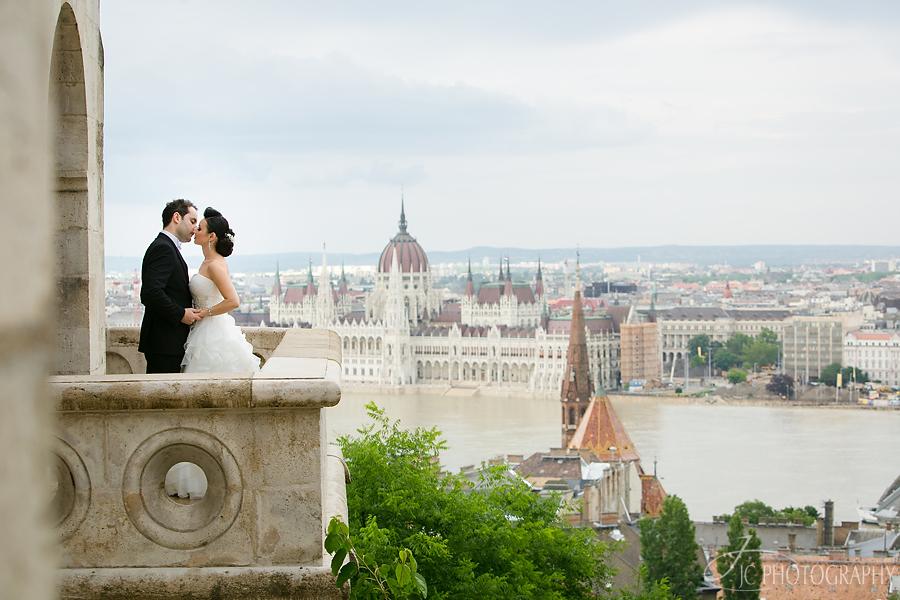 16 Sesiune foto nunta Budapesta