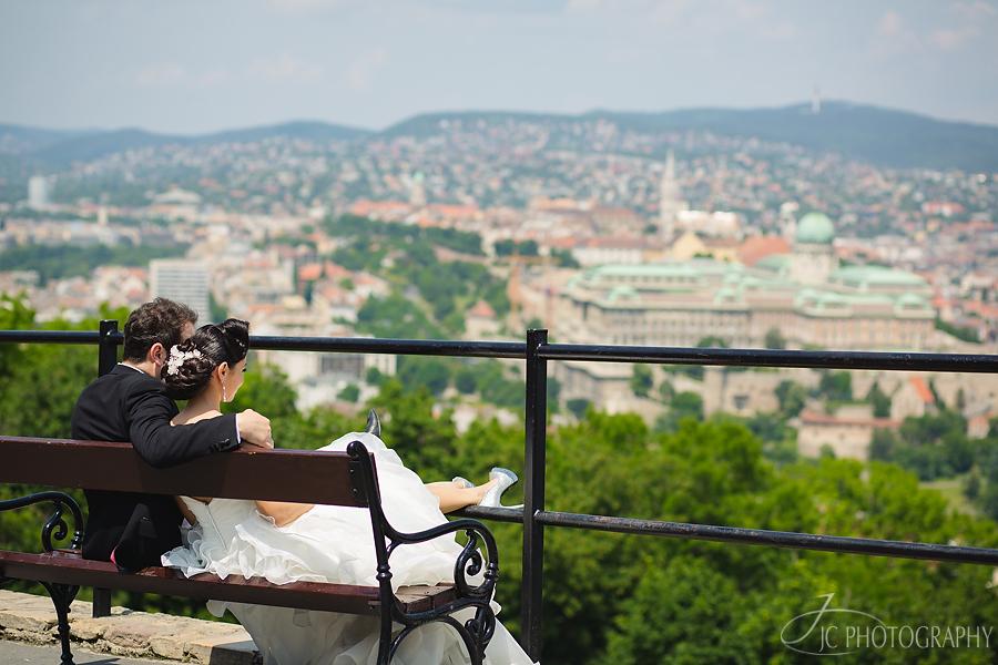 56 Sesiune foto nunta Budapesta