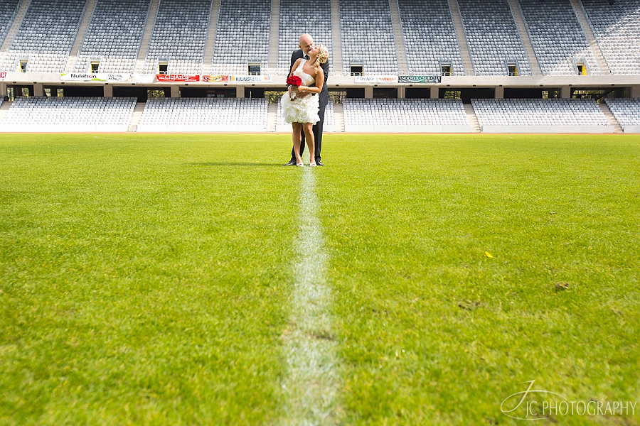 33 Fotografii de nunta in Cluj Arena