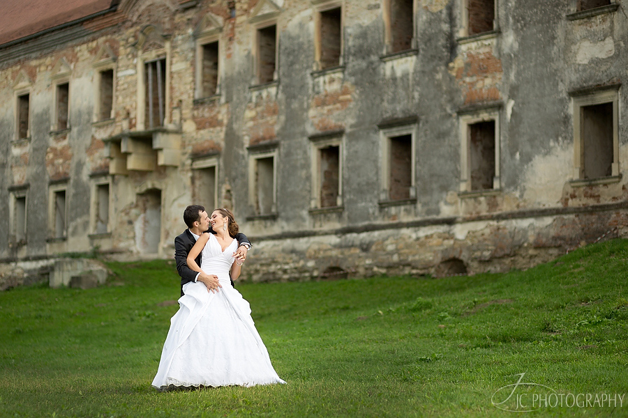 17 Fotografii nunta castelul Banffy Cluj