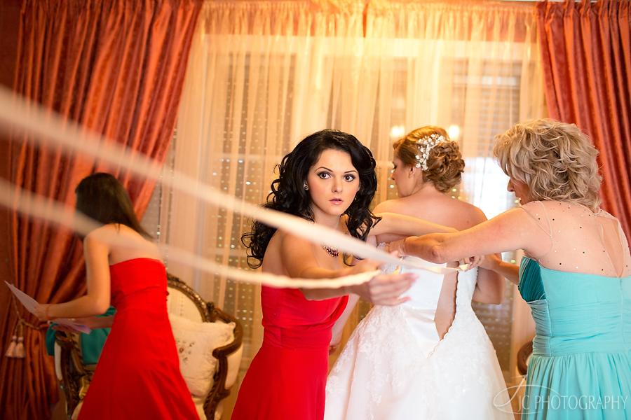 21 Fotografii de nunta in Carei
