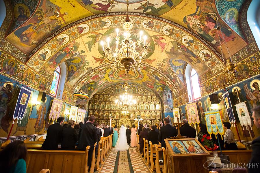 52 Fotografii ceremonia religioasa nunta