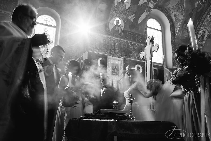53 Fotografii ceremonia religioasa nunta