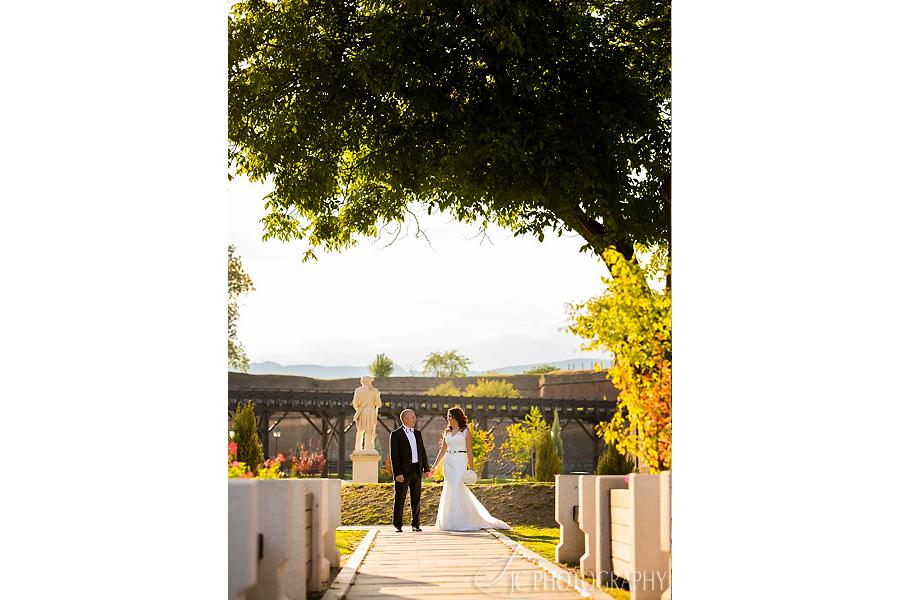 Sesiune foto nunta cetate