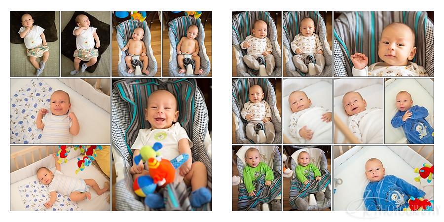 11 Fotografii bebe