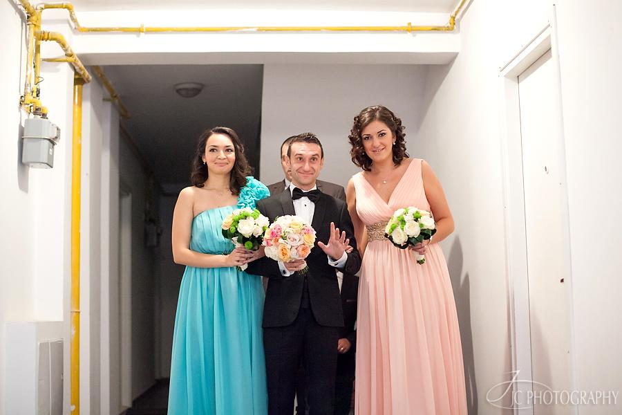 14 Fotografii nunta Dej