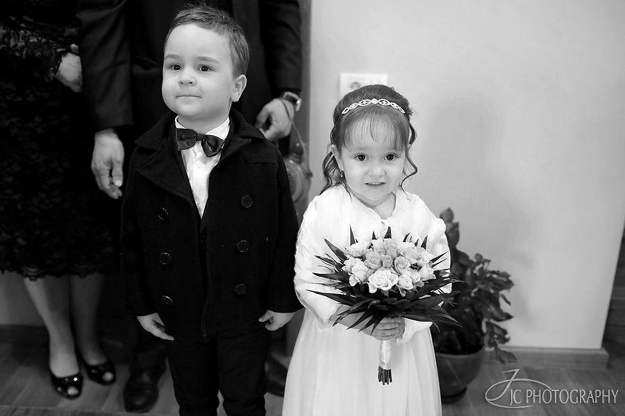 17 Fotografii copii nunta