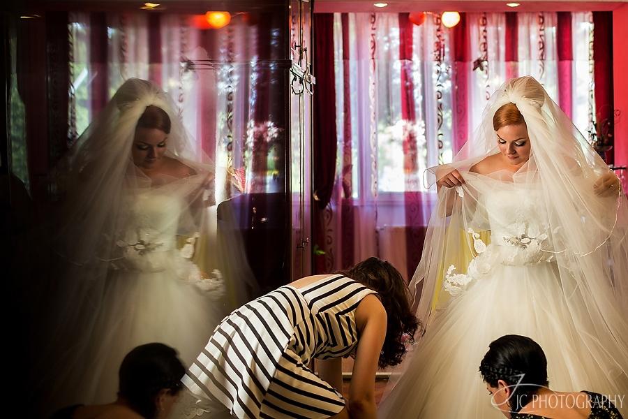 06 Fotografii nunta pregatiri mireasa