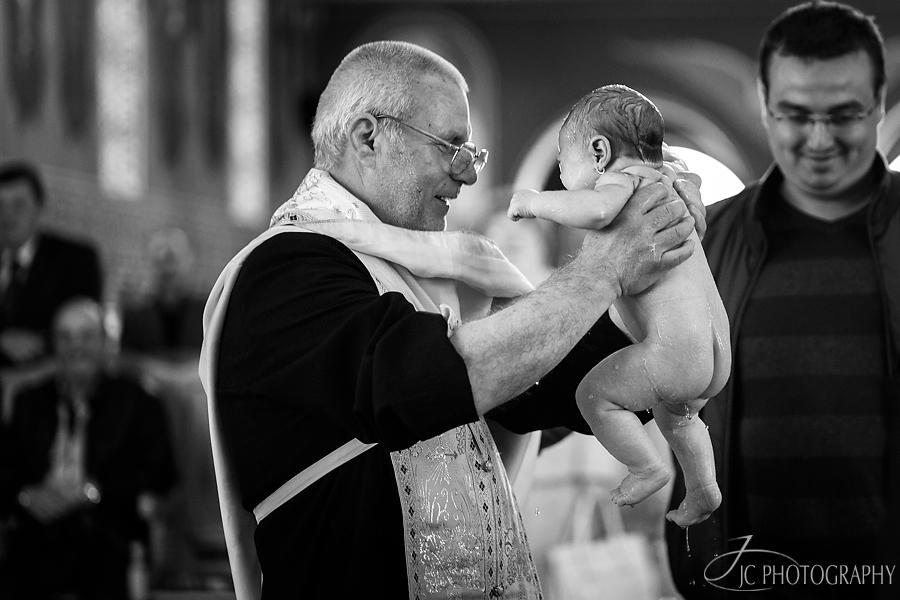 10 Fotografii botez Teodora
