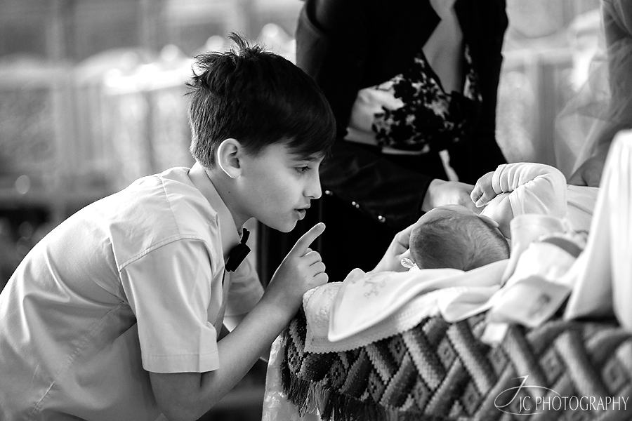 15 Fotografii botez Teodora