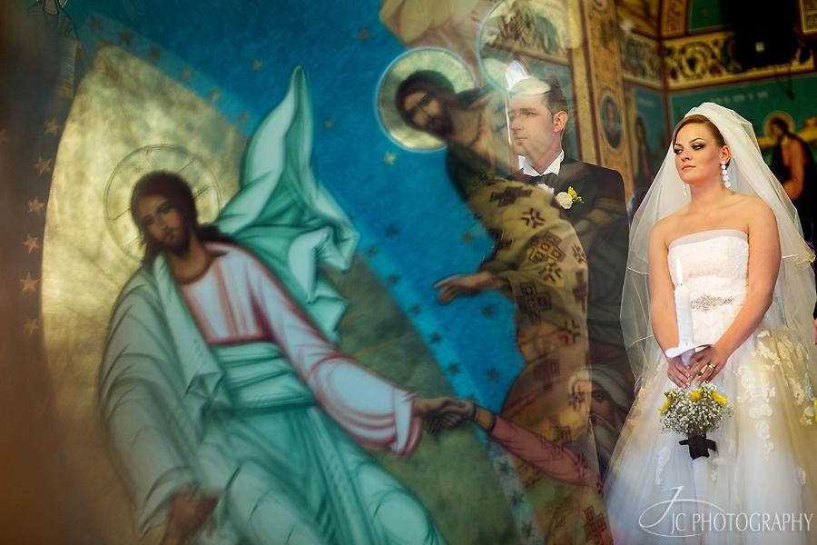 18 Fotografii ceremonia religioasa nunta