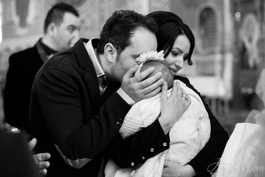 19 Fotografii botez Teodora