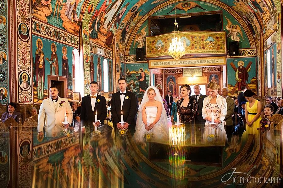 23 Fotografii nunta biserica