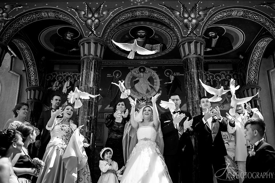 25 Fotografii nunta ceremonia