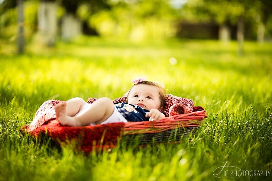 15 Fotografii artistice bebe