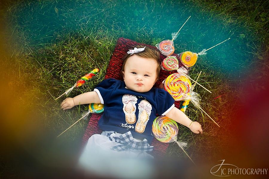 18 Sesiune foto portret bebe