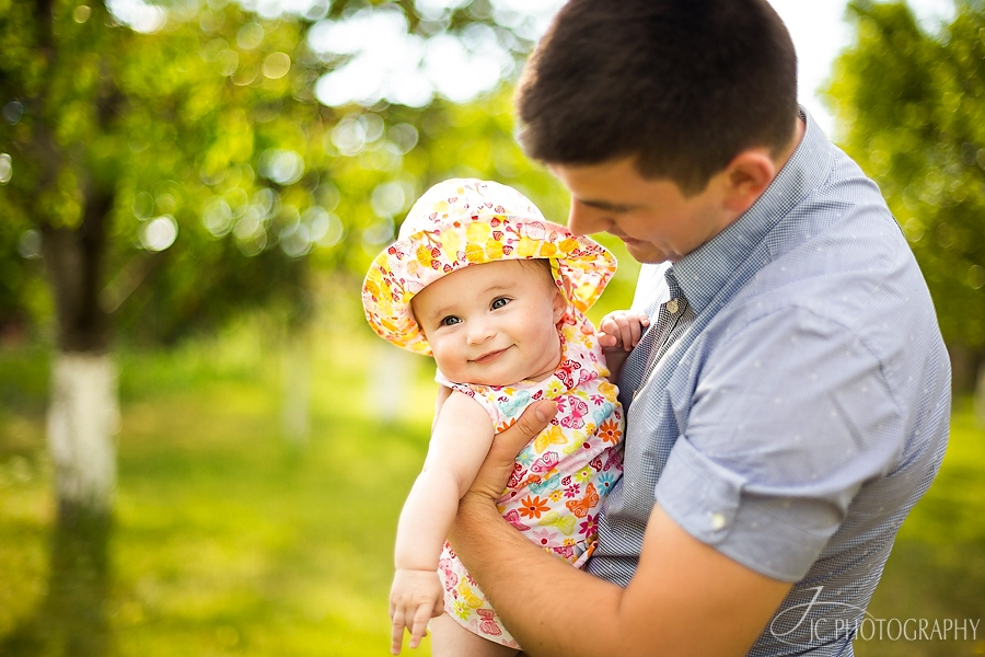 25 Sesiune foto portret bebe Alba Iulia