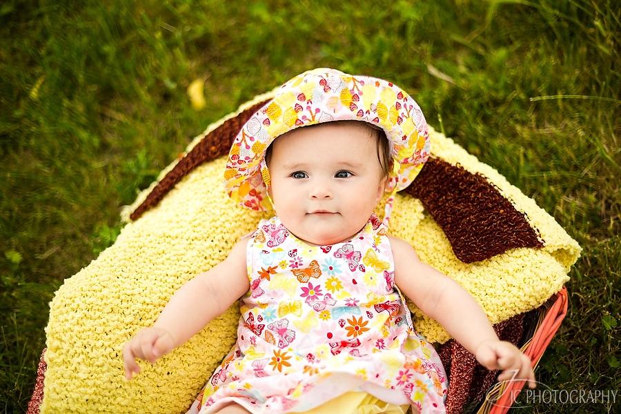 27 Sesiune foto portret bebe