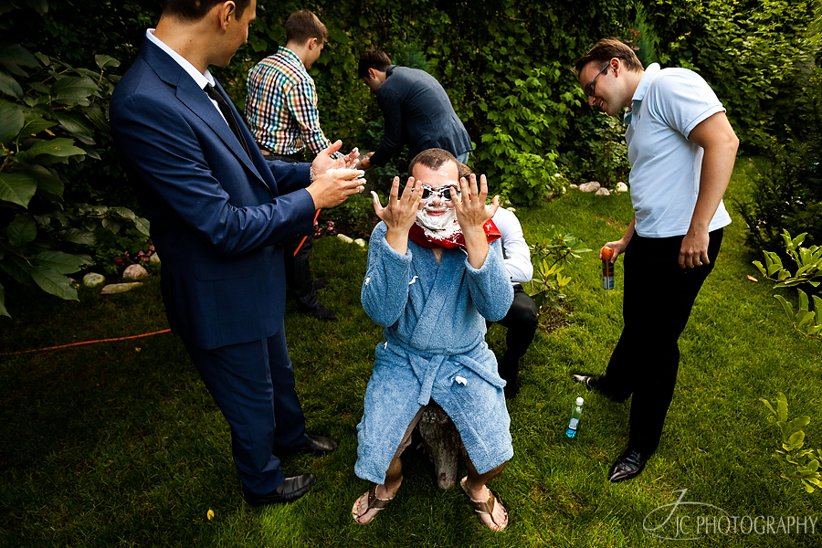 07 Fotografii nunta pregatirile mirelui
