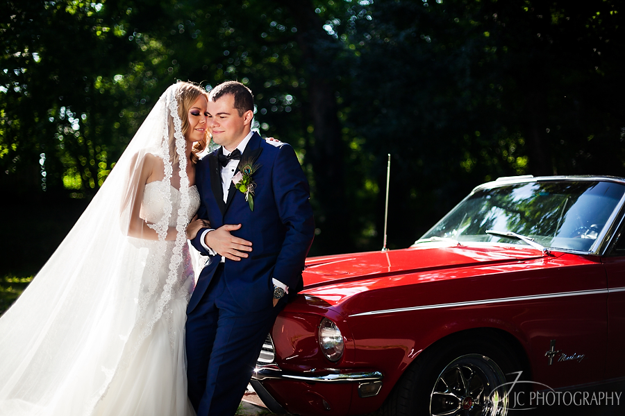 19  Original 68 mustang Wedding