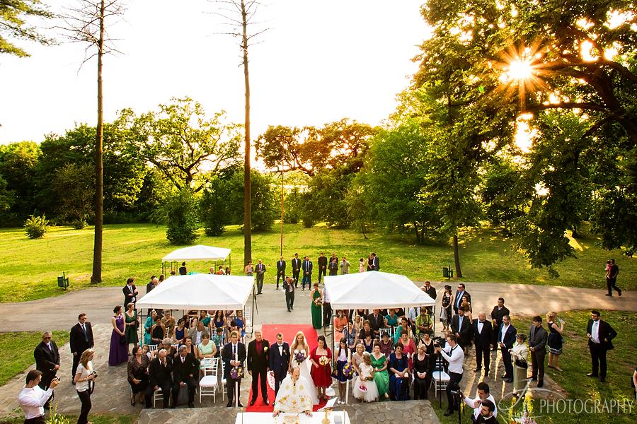 30 Fotografii ceremonie nunta Stirbey