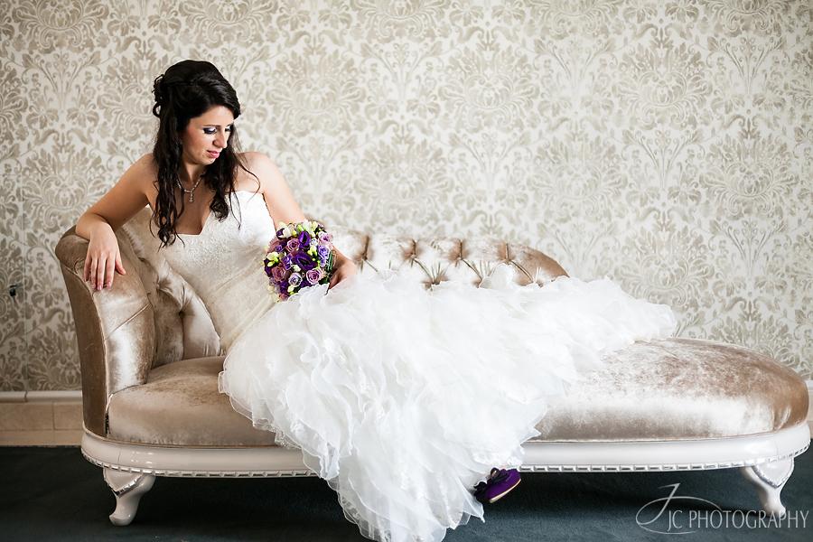 38 Fotografii nunta portret mireasa