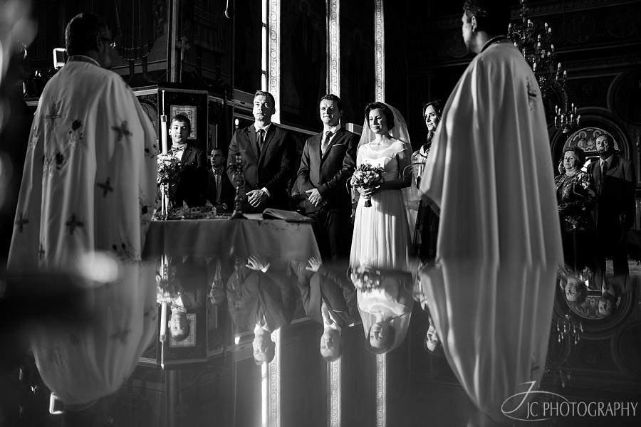 17 Ceremonia religioasa nunta Brasov