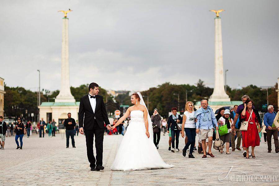 19 Sesiune foto dupa nunta Viena