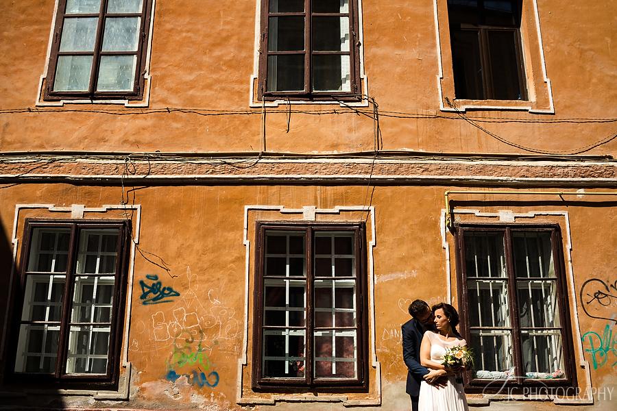 33 Fotografii nunta Centrul Vechi Brasov