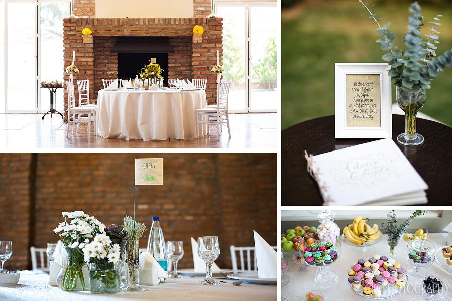 37 Aranjamente nunta Conacul Heldsdorf
