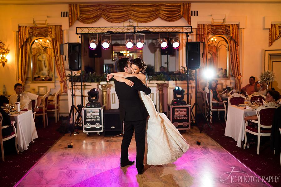 40 Fotografii party nunta Imparatul Romanilor Sibiu