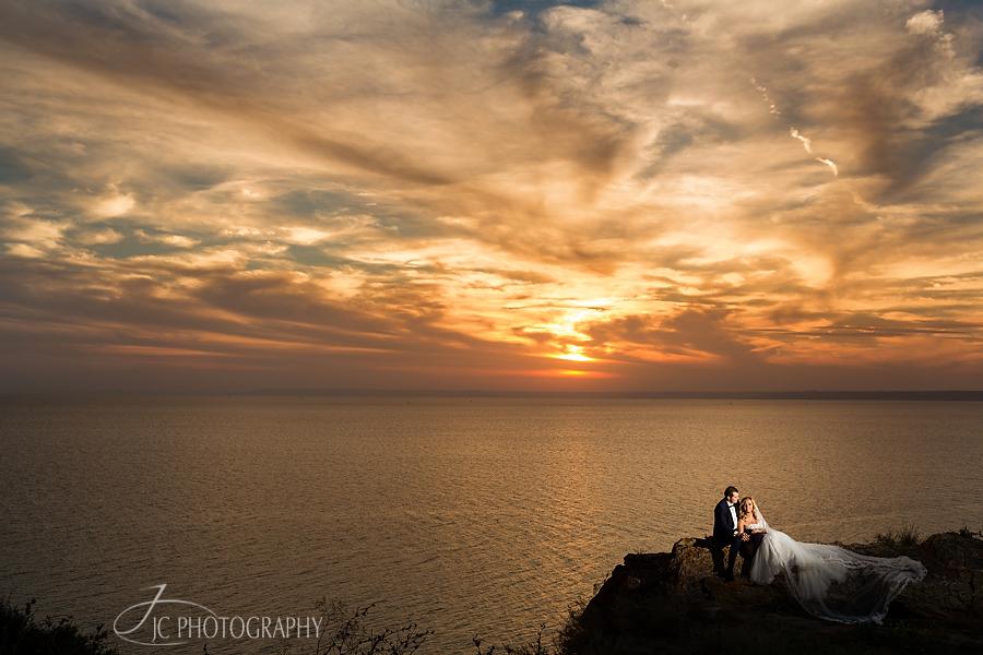 17 Fotografii nunta Cap Kaliakra Balchik Bulgaria