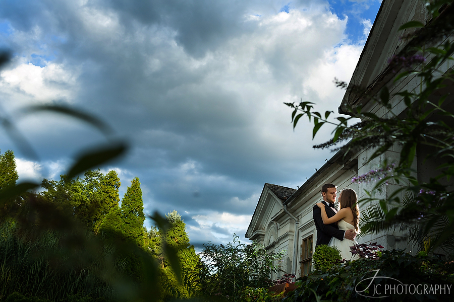 17 Sesiune foto dupa nunta Parcul Dendrologic Simeria