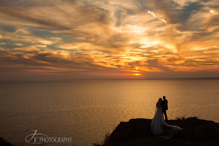 19 Sesiune foto  Trash the dress Cap Kaliakra Bulgaria